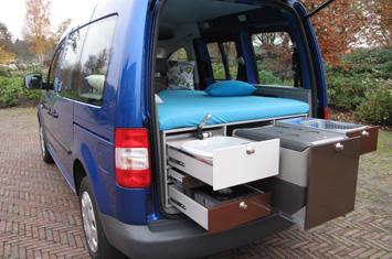 campuniq presenteert modulaire auto camper box mac box. Black Bedroom Furniture Sets. Home Design Ideas