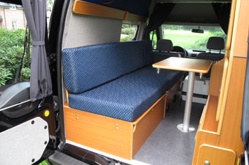 Ford Transit Connect Camper Conversion Expedition Portal